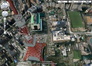 Google Earthmaps