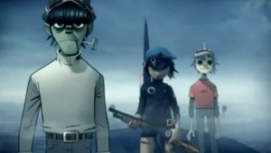 Gorillaz – On Melancholy Hill – Official Music Video