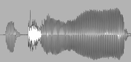 Audio Hüllkurve