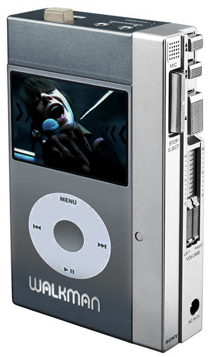 The walkman is dead – long live the walkman!