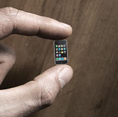 Das Mini-iPhone kommt!