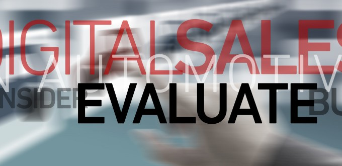 Digital Sales Evaluate